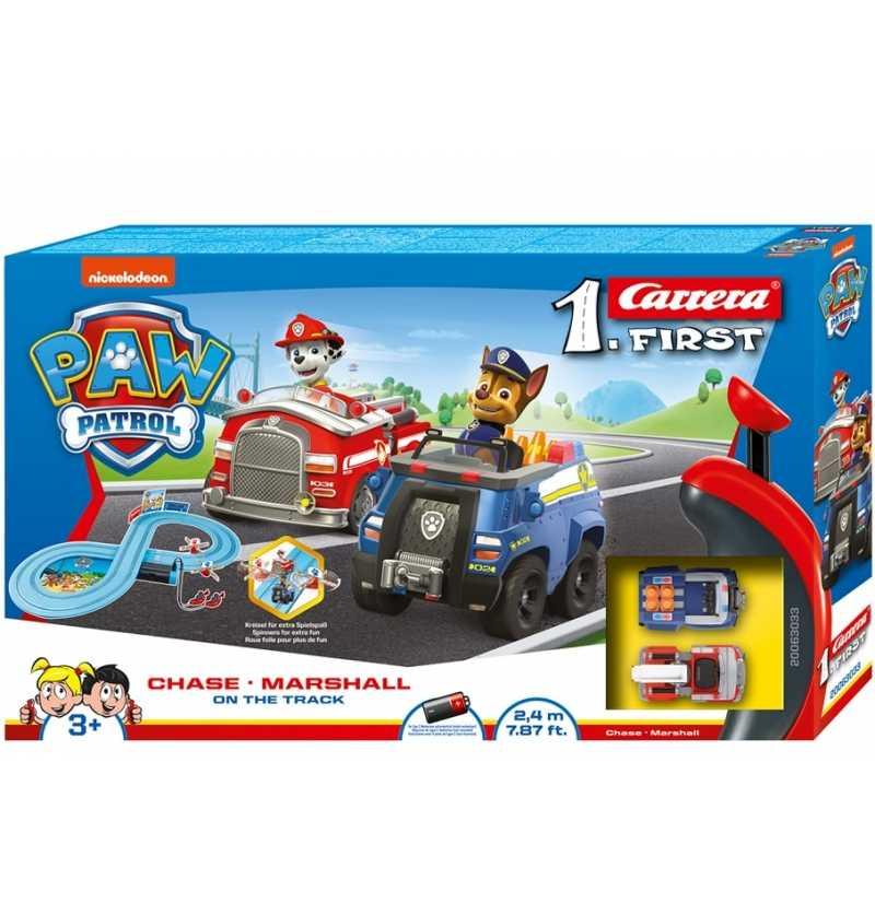 Comprar Circuito Carrera First Paw Patrol
