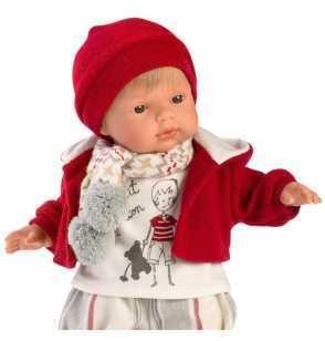 Comprar Sasha Lloron Muñeco Bebe