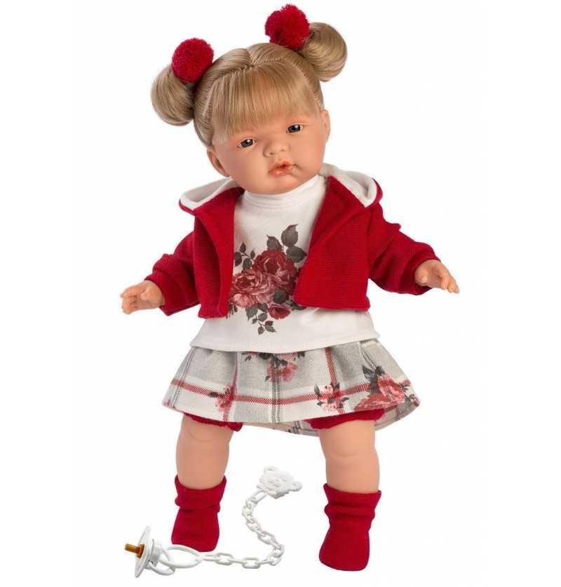 Comprar Joelle Llorona Muñeca Bebe Muñecas Llorens