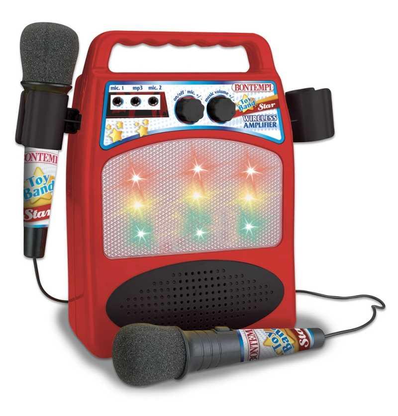 Comprar Amplificador Musical con Micros
