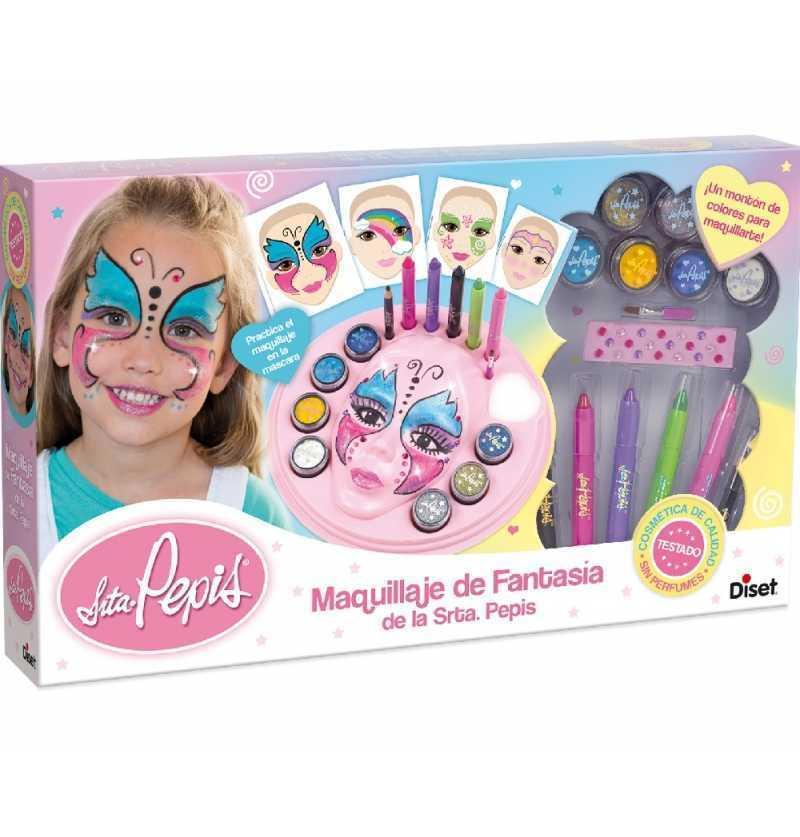 Comprar Centro Maquillaje de Fantasia Señorita Pepis