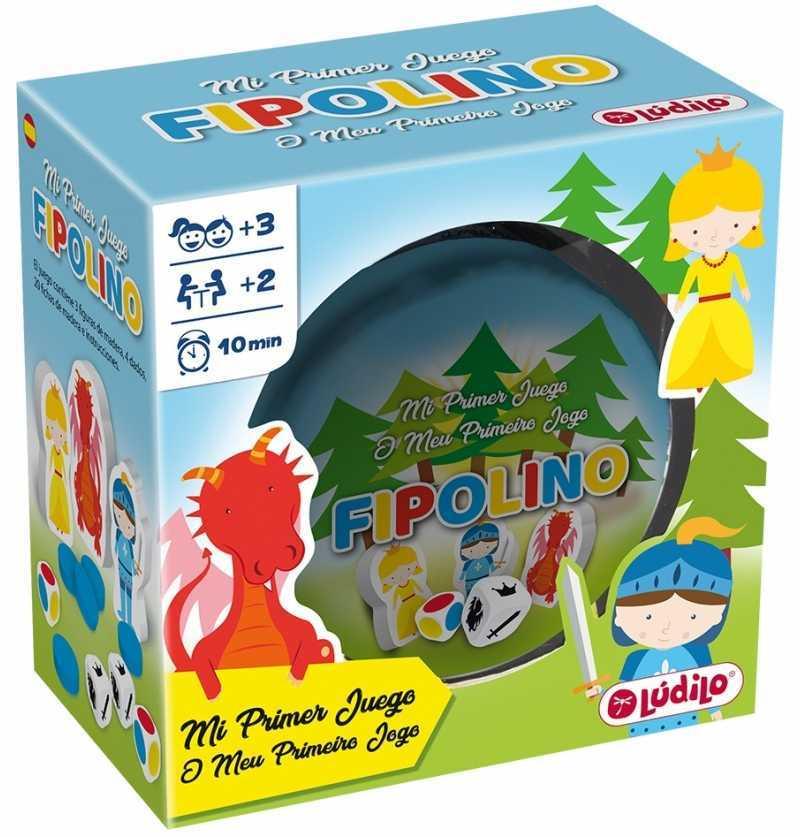 Comprar juego de Mesa Infantil Fipolino