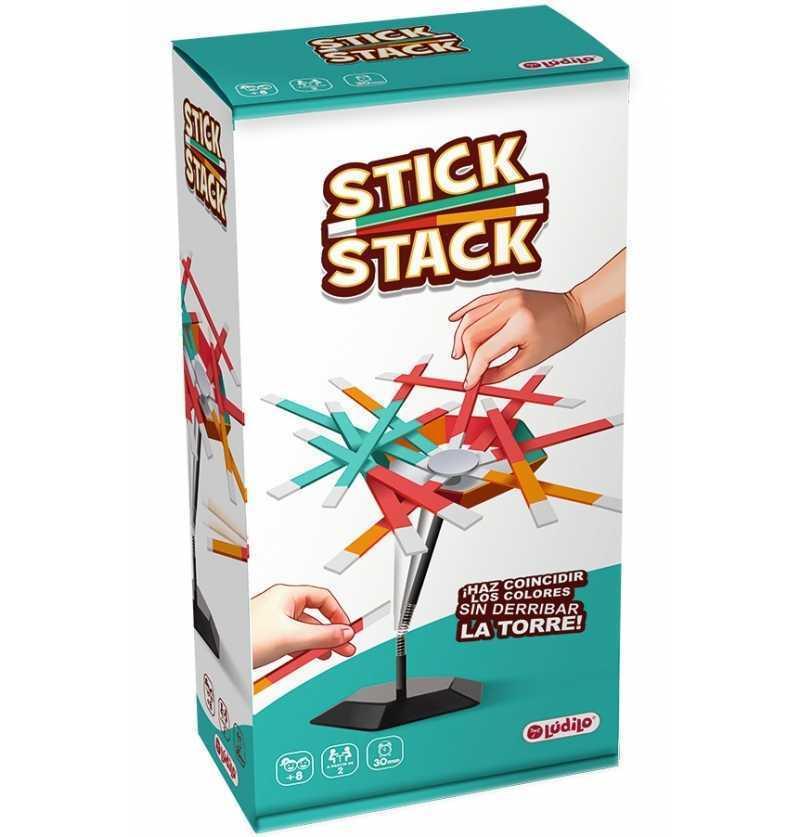Comprar Juego de Mesa Stick Stack Equilibrio