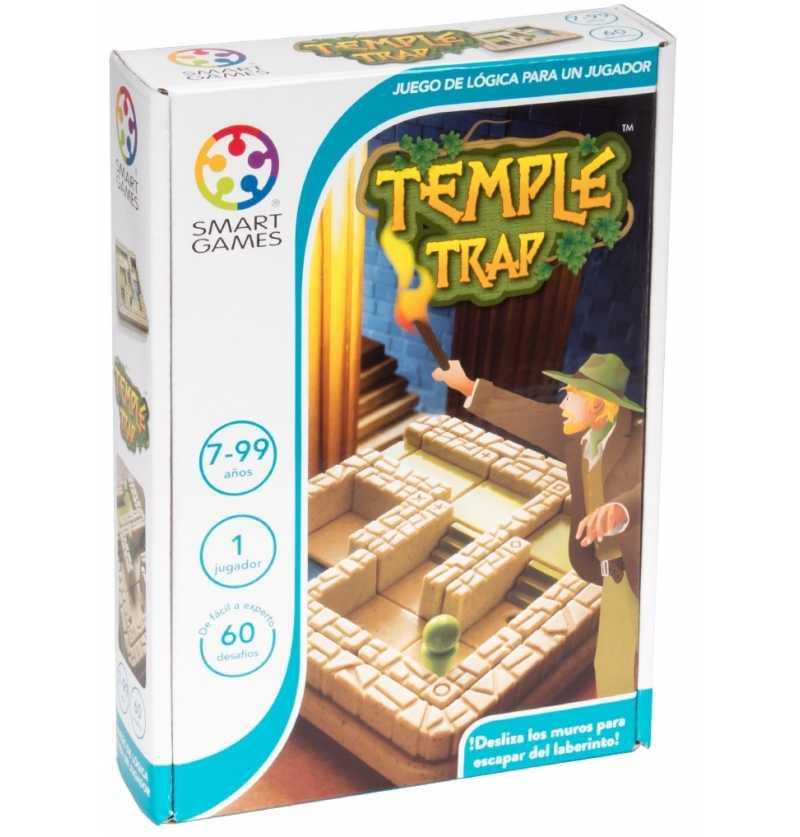 Comprar Juego de Mesa Templo Trap Retos