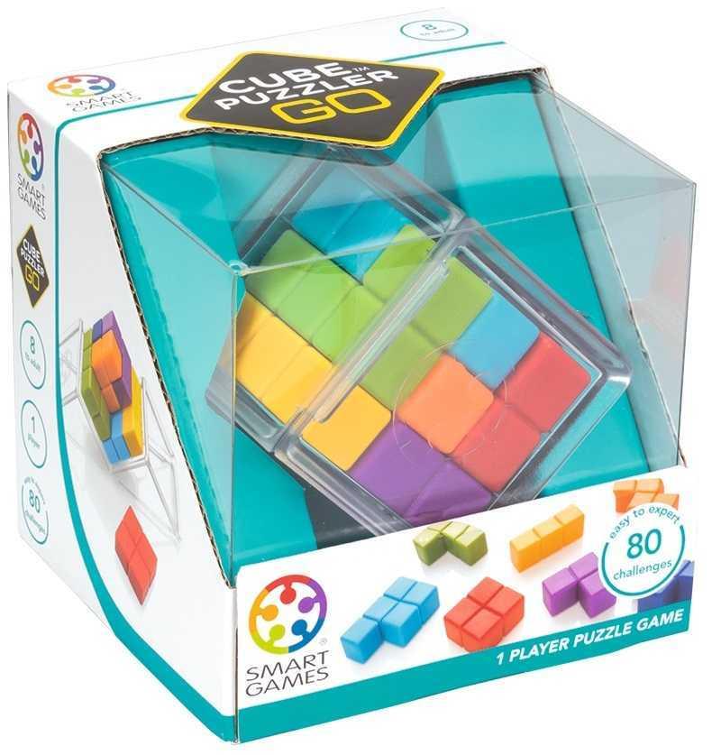 Comprar Juego de Mesa de retos Cube Puzzle Go