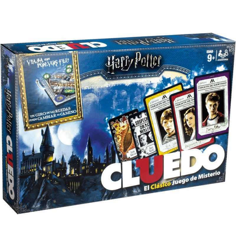 Comprar Juego de Mesa Cluedo Harry Potter