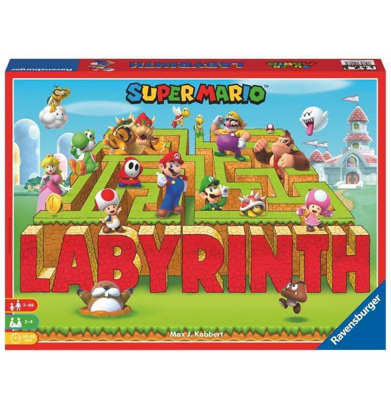 Laberinto Super Mario