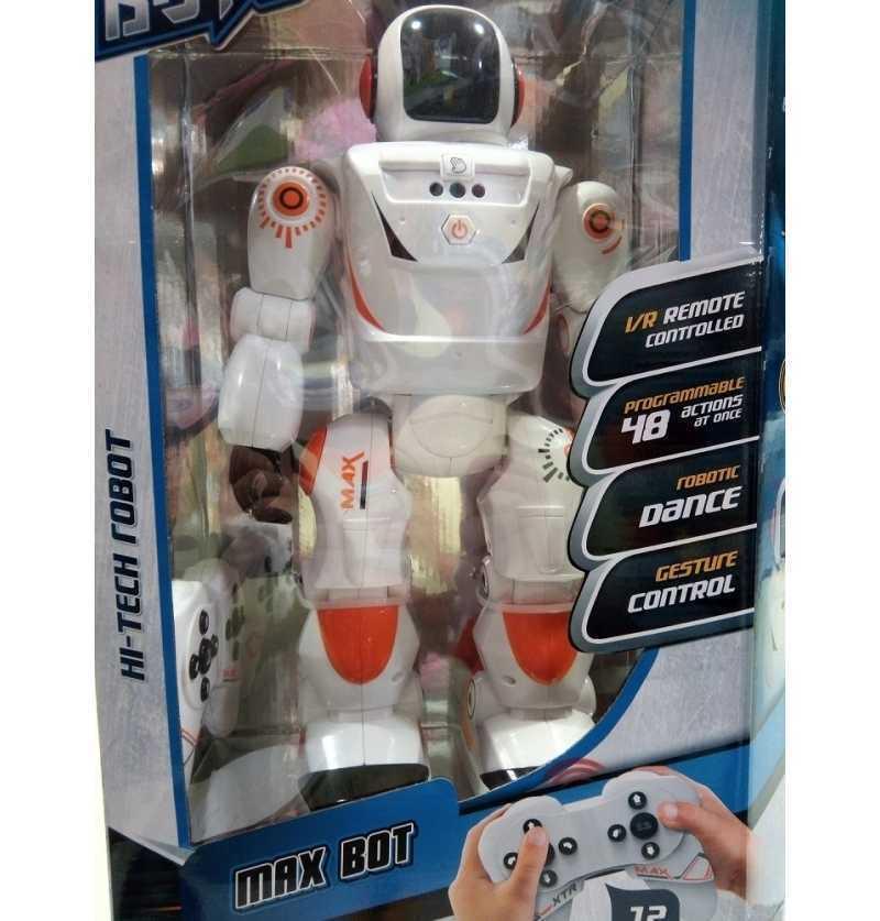 Comprar Max Bot Robot Radio Control