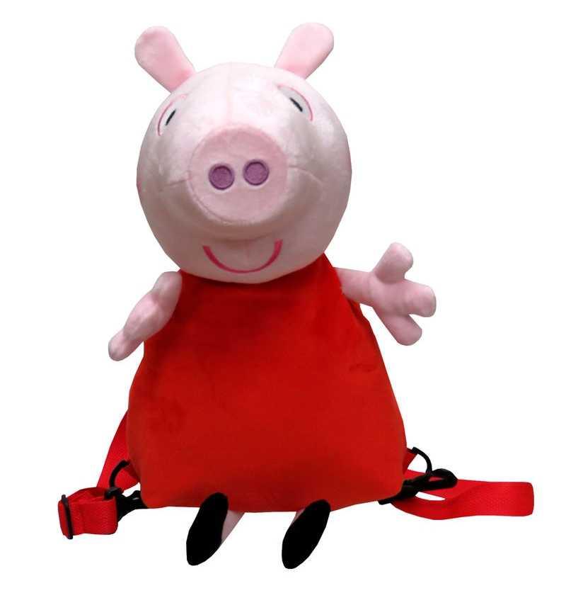 Comprar Mochila Peluche Peppa Pig 3D