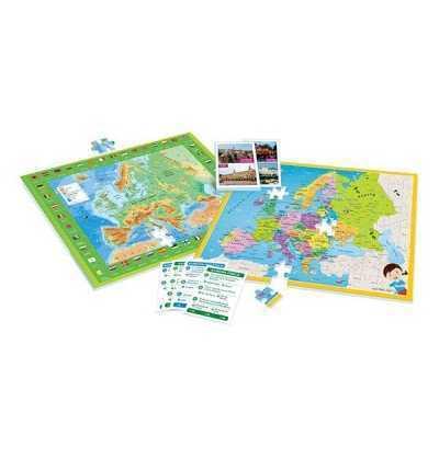 Comprar Mapa Geografico Descubre Europa
