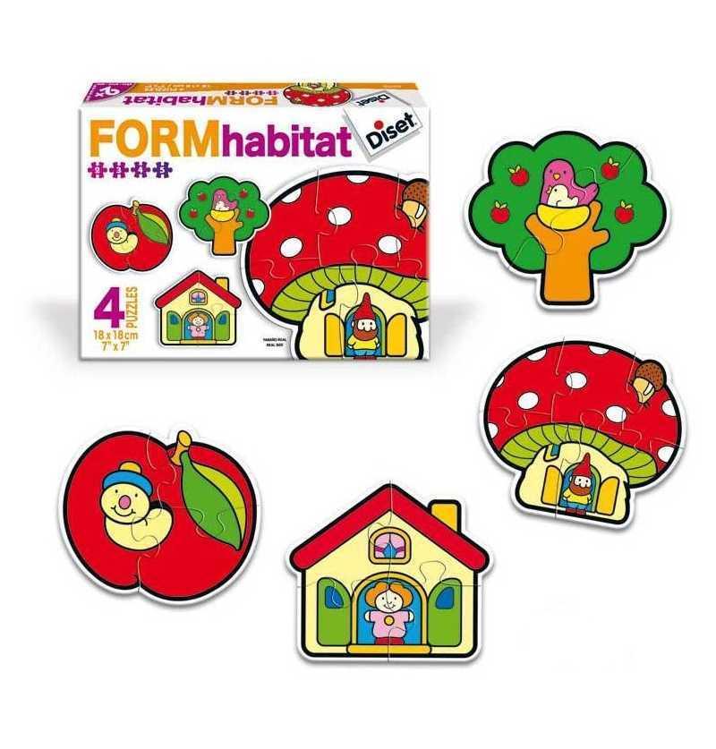 Comprar Juego Form Habitat