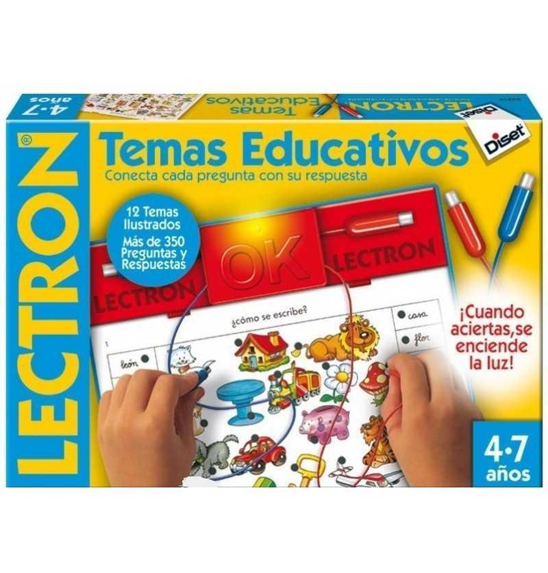 Comprar Lectron Temas Educativos