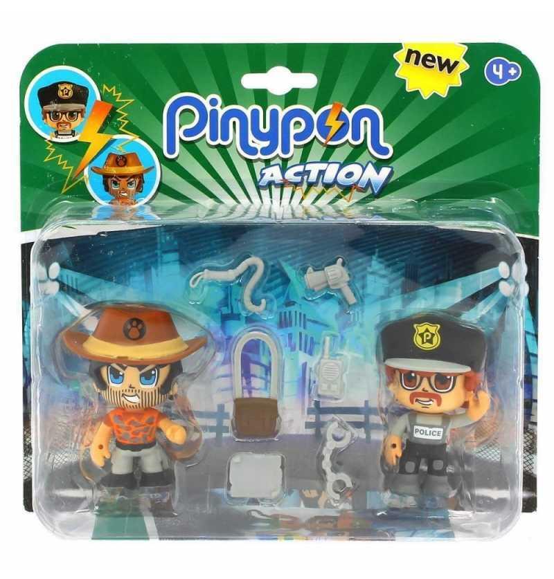 Comprar Pinypon Actión pack Policia