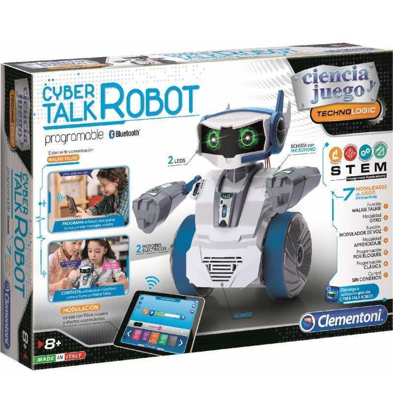 Comprar Cyber Robot Talk
