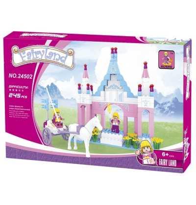 Comprar Juego Construcción Castillo Faryland tipo Lego