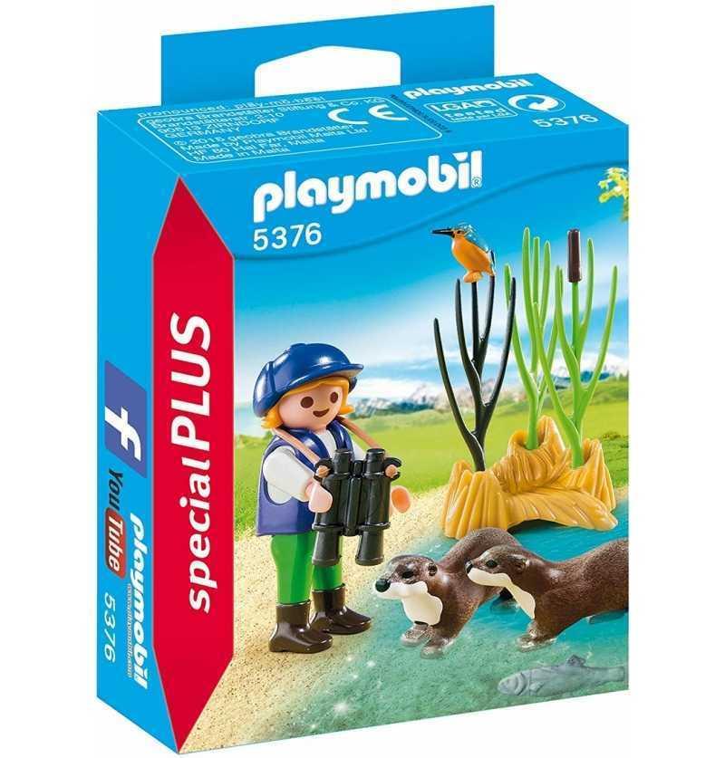 Comprar Niño Explorador Playmobil