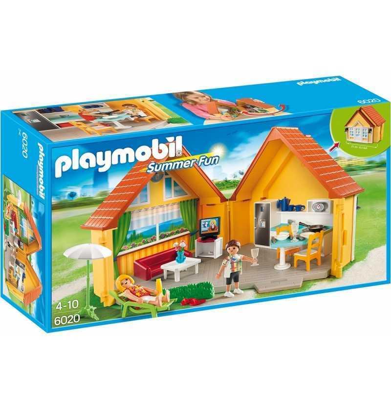 Comprar Casa de Campo Maletin Playmobil