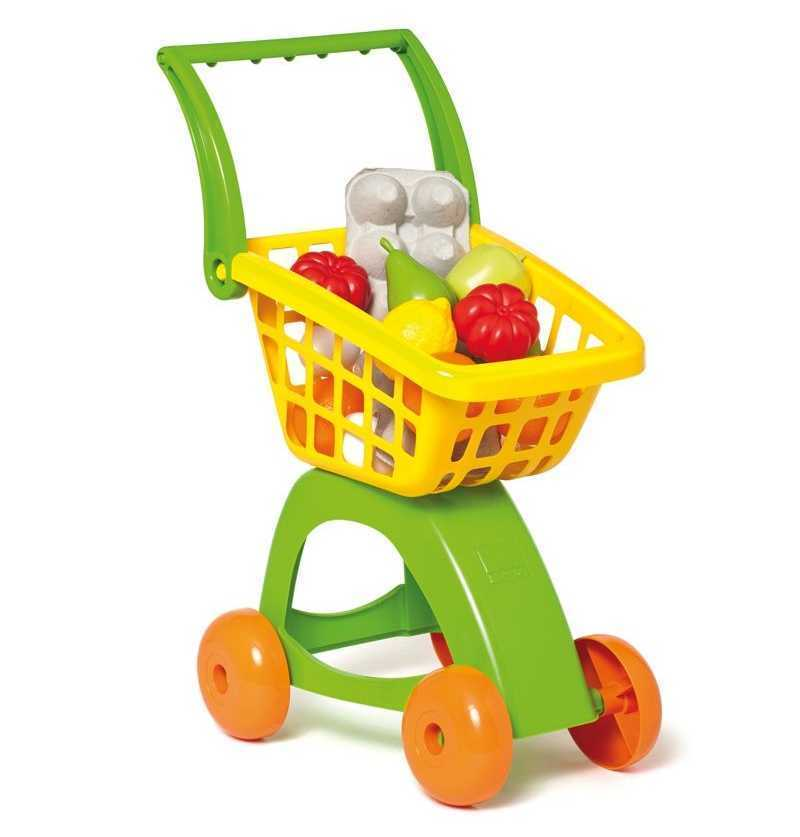 Comprar Carrito Compra Supermercado Infantil  Molto