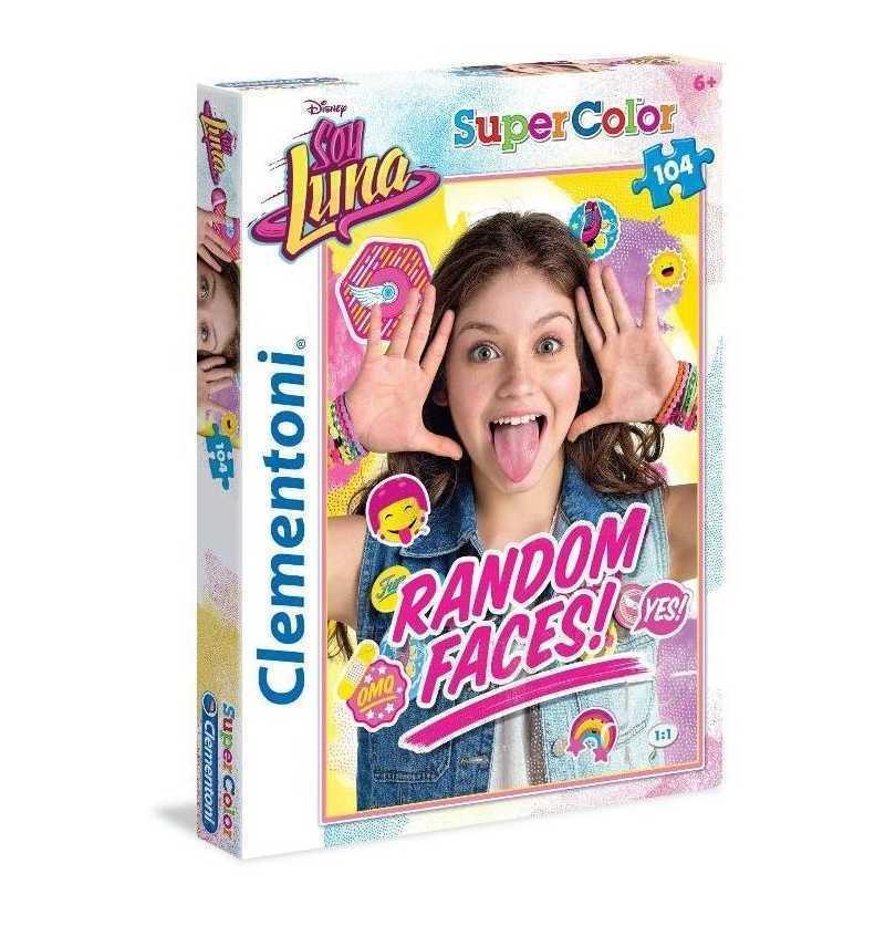 Comprar Puzzle 104 Soy Luna Randon