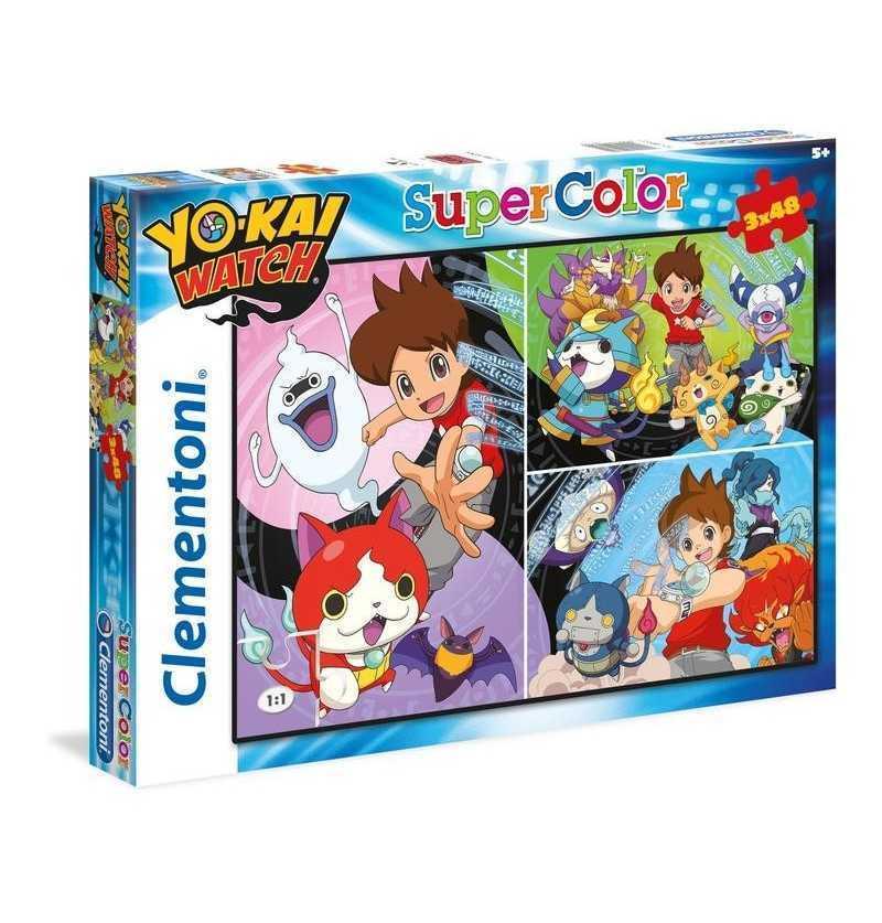 Comprar Puzzle 48 piezas Yo-Kai Watch
