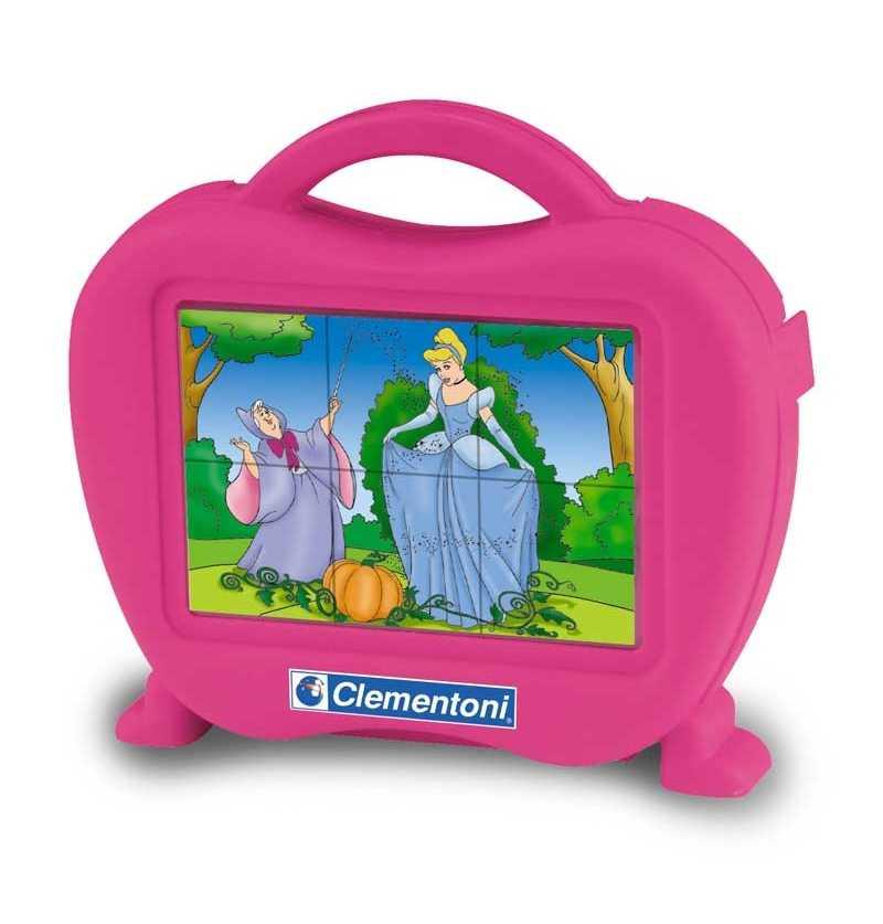 Comprar Puzzle Cubos Cenicienta Disney