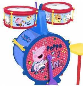 Comprar Bateria Musical Peppa Pig