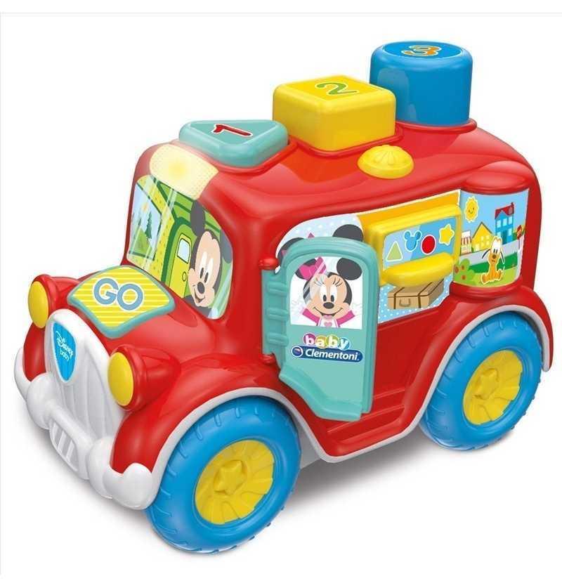 Comprar Autobus Mickey Baby Disney