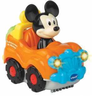 Comprar Tut Tut Bólidos de Mickey Todo Terreno Naranja