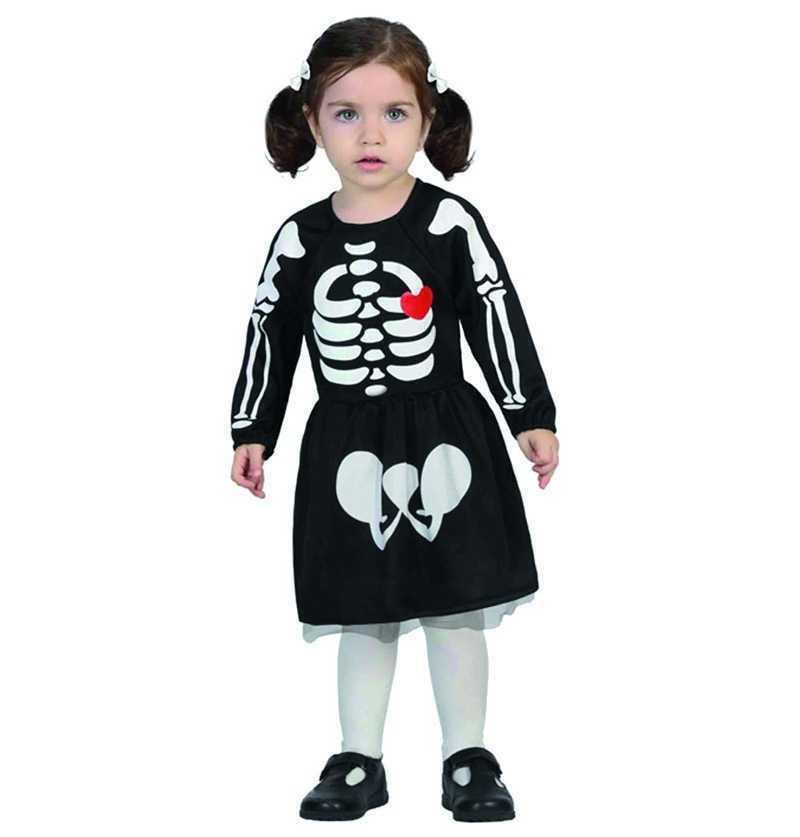Disfraz de Skeleton Corazon...
