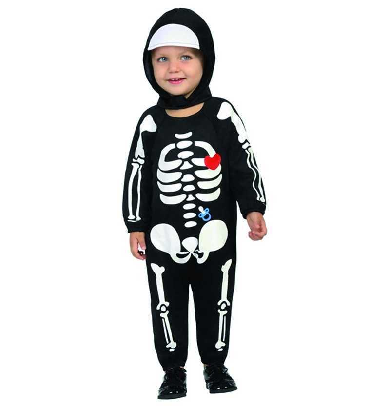 Disfraz de Skeleton Corazon