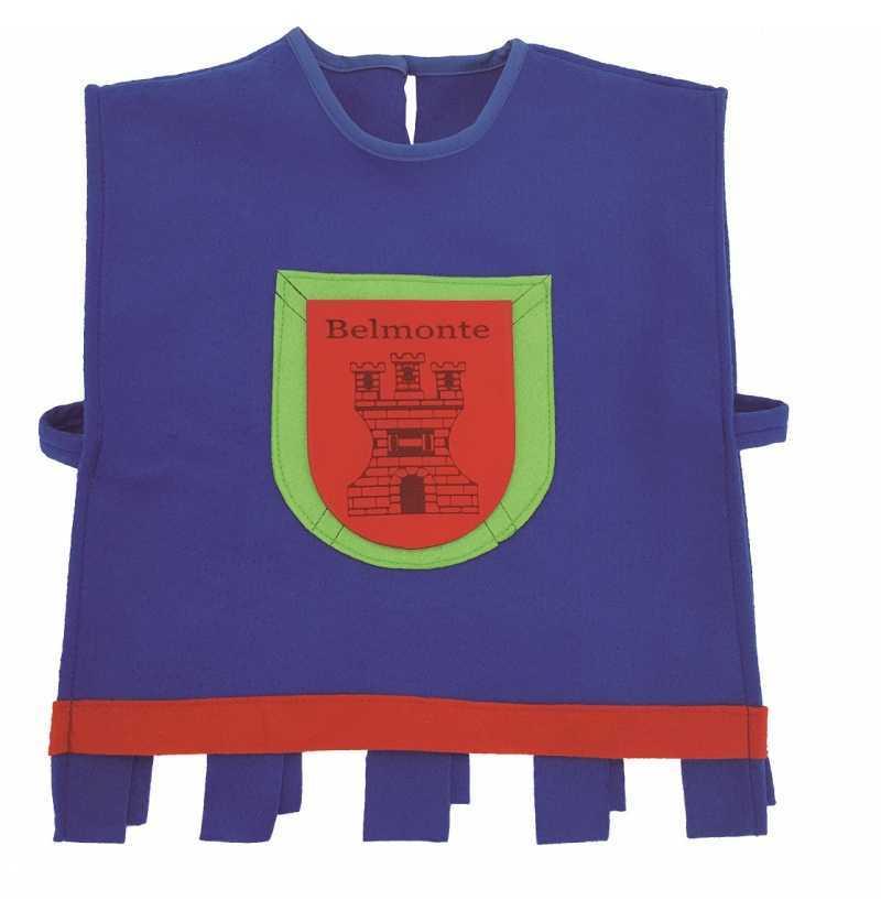 Comprar Disfraz Túnica Medieval Azul Rey Infantil