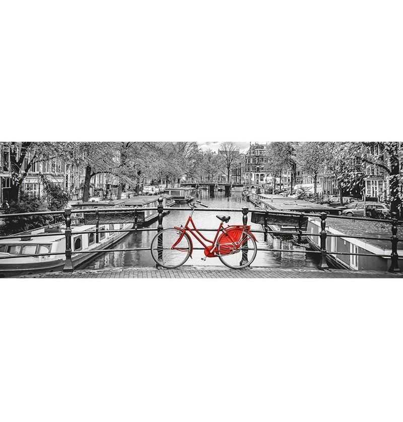Comprar Puzzle 1000 Amsterdam Bicicleta