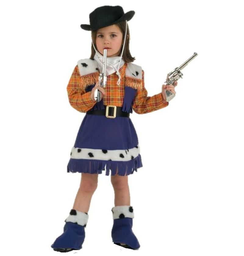 Comprar Disfraz Vaquera Country Infantil