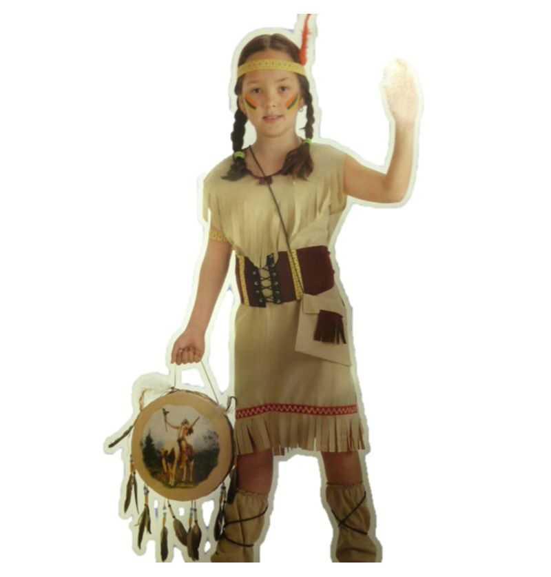 Comprar Disfraz India Sioux Infantil