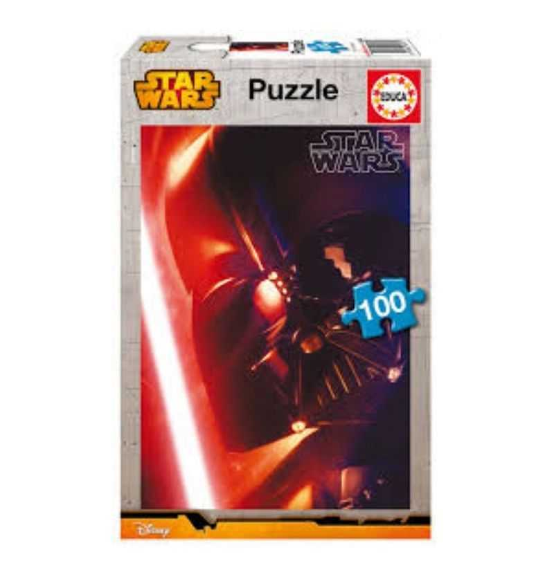 Comprar Puzzle 100 Star Wars Darth Vader