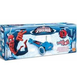 Comprar Patinete 3 ruedas Spiderman Twist Rool