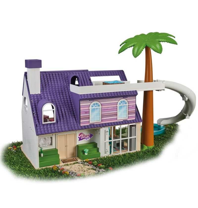 Comprar Casa de campo para muñecas o muñecos Mymy Palmhouse