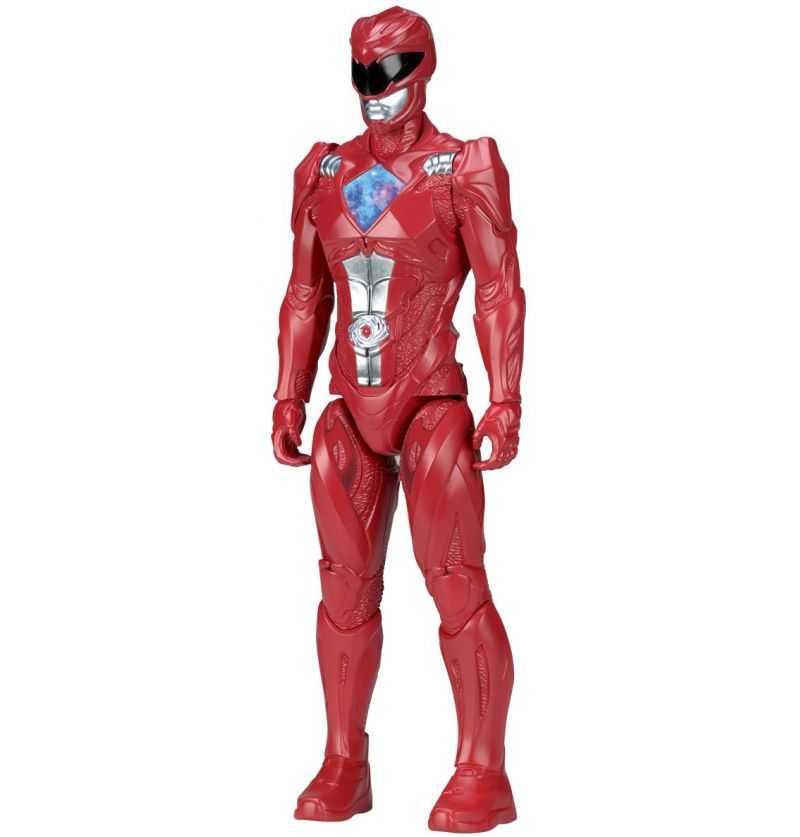 Comprar Figuras Power Rangers Hiper Movie Rojo