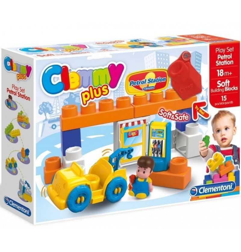 Comprar Clemmy Plus Gasolinera Construcciones