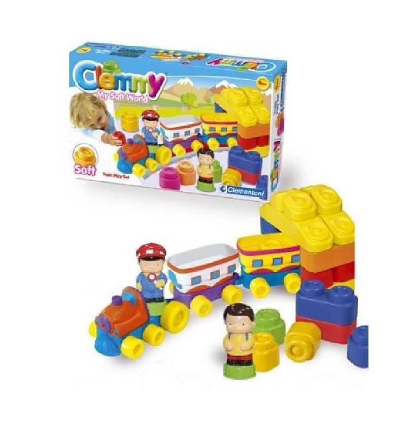 Comprar Juego construcción Clemmy Plus Tren