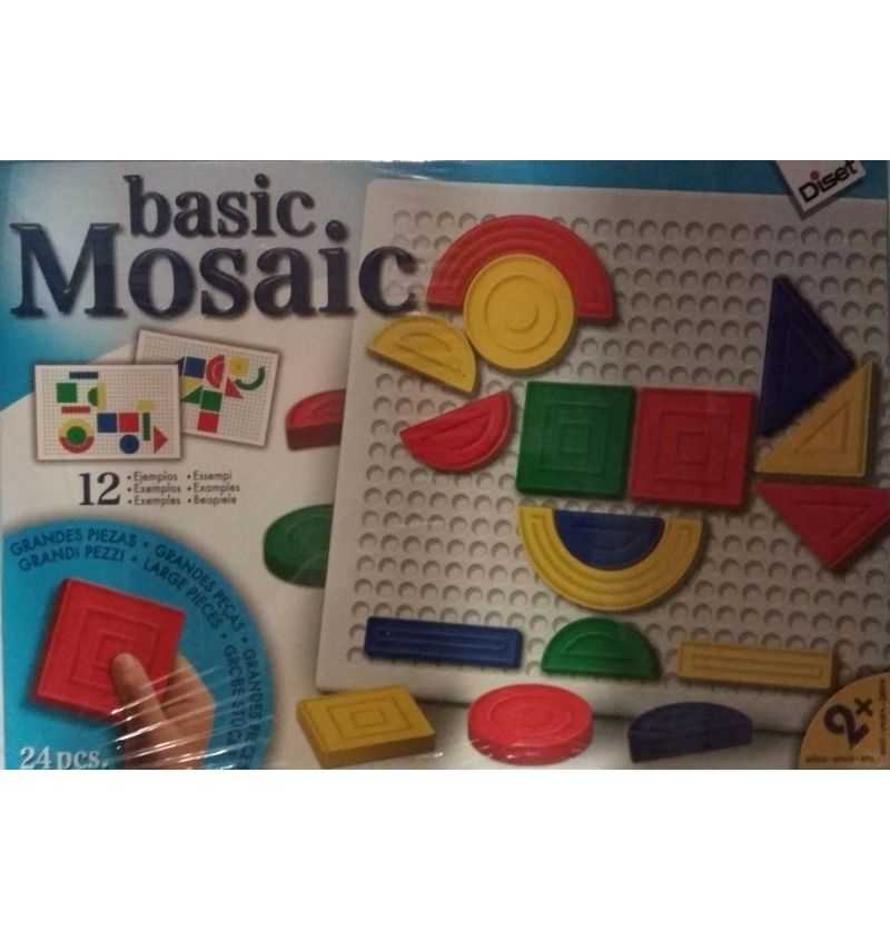 Comprar Basic Mosaico