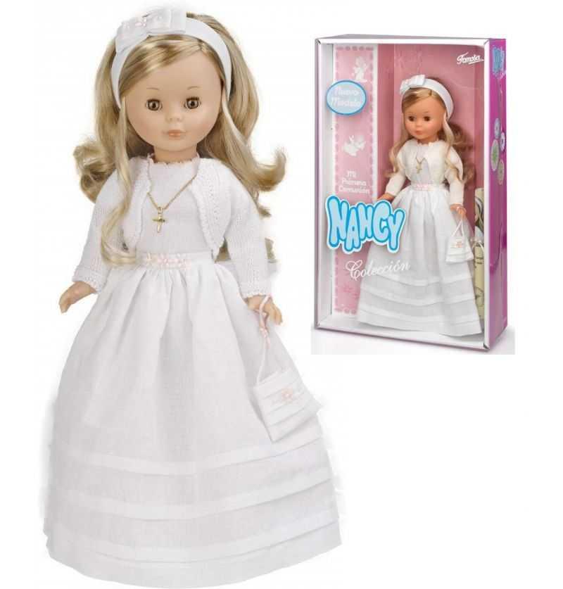 Comprar Nancy Comunion Rubia colección