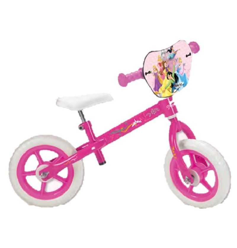Comprar Bicicleta Princesas sin pedales 10 pulgadas