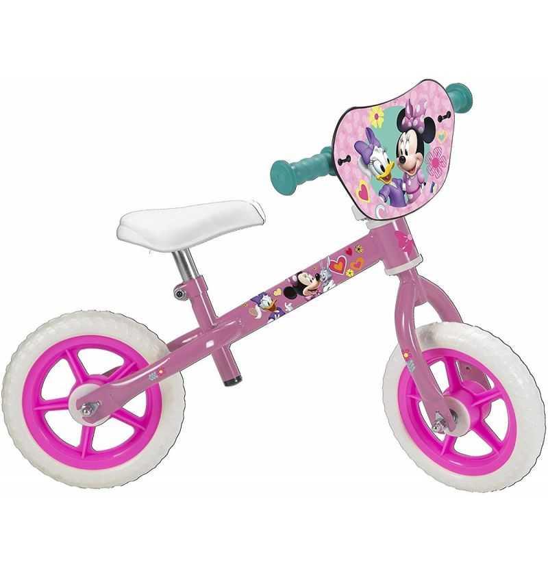 Comprar Bicicleta Minnie sin pedales Rider Bike