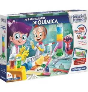 Comprar Laboratorio Quimica Infantil