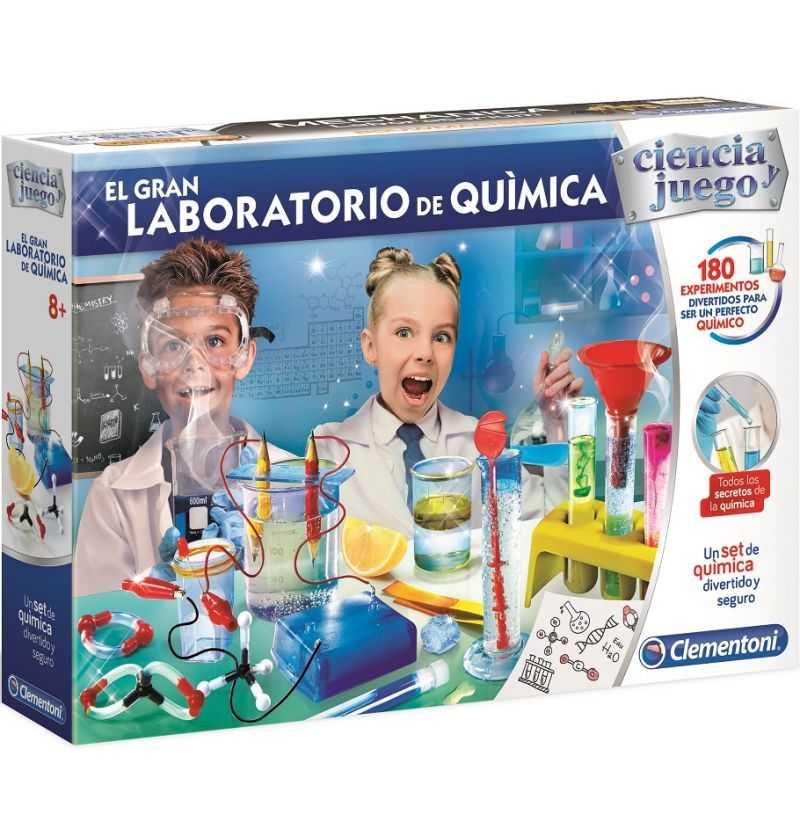 Comprar Gran Laboratorio de Quimica Infantil