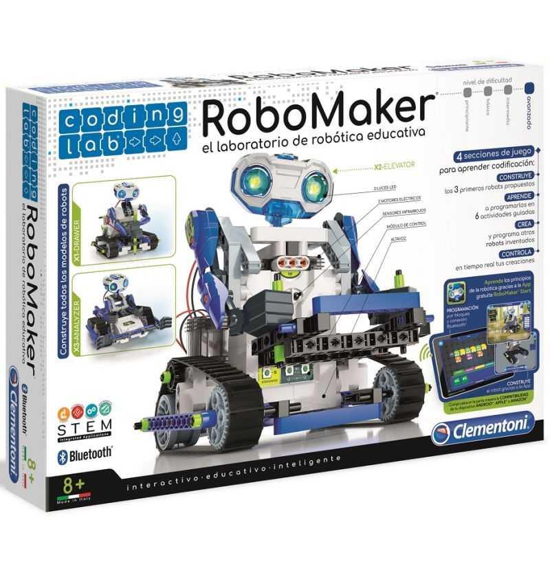 Comprar Robot RoboMaker Construir