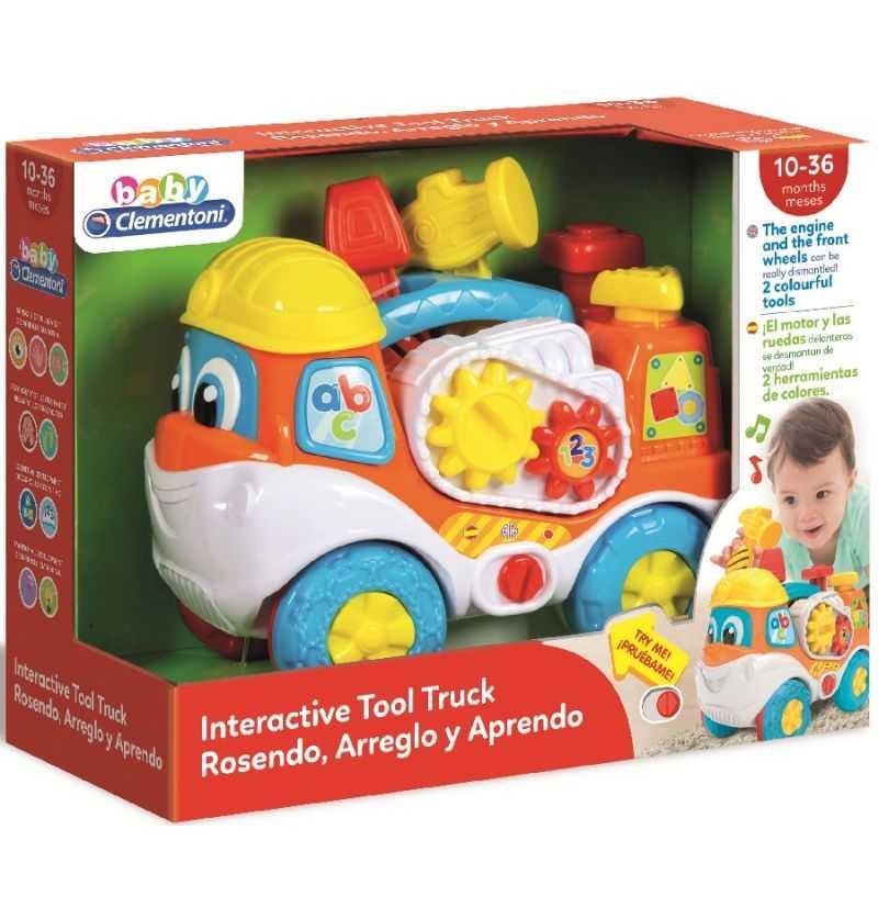 Comprar Camión Infantil Rosendo arreglo y aprendo