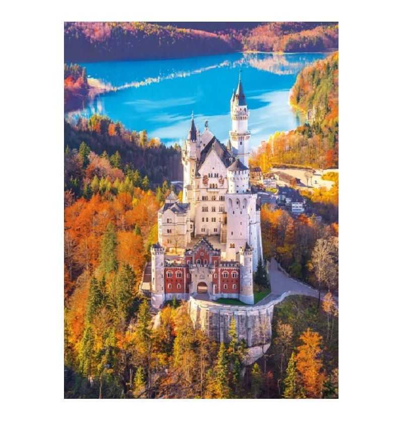 Comprar Puzzle 1000 piezas Neuschwastein