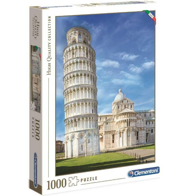 Comprar Puzzle 1000 Piezas Torre de Pisa